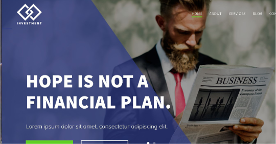 This is Not a Financial Plan