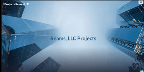 Projects Reams, LLC